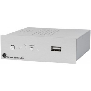 ProJect Stream Box S2 Ultra Silver