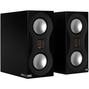 Monitor Audio Studio Speakers (Pair) Black