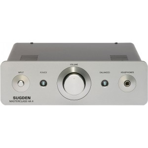 Sugden Masterclass HA-4 Headphone Amplifier Titanium
