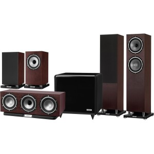 Tannoy Revolution XT8F 5.1 Speaker Package