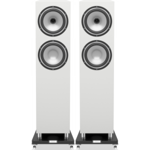 Tannoy Revolution XT 8F Speakers White Gloss