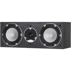Tannoy Mercury 7C Centre Speaker Black Oak