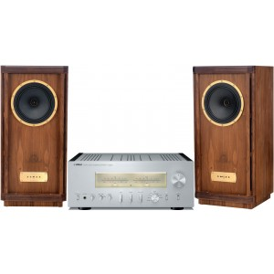 Tannoy Prestige Stirling GR + Yamaha A-S3000 Solid State System