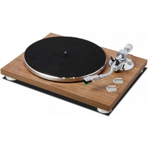 TEAC TN-400BT Turntable with Bluetooth Walnut