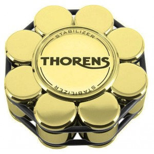 Thorens Stabilizer Record Weight Gold