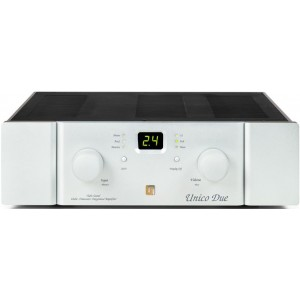 Unison Research Unico Due Integrated Amplifier Silver