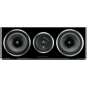 Wharfedale Diamond 11CS Centre Speaker in black
