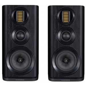 Wharfedale Evo 4.2 Speakers (Pair) Black Pair