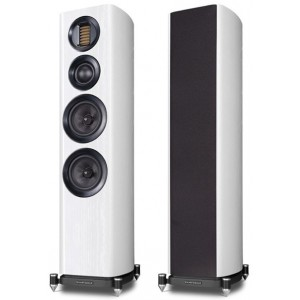 Wharfedale Evo 4.3 Speakers (Pair) White Pair
