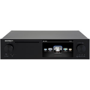 Nova Fidelity X50 Music Server and Streamer Black