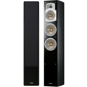 Yamaha NS-F350 Speakers (Pair) Black