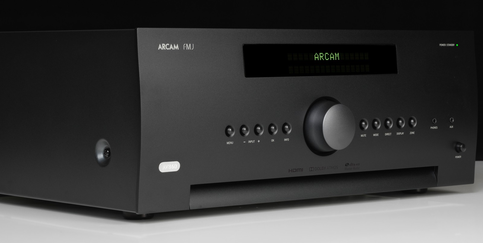 Arcam Av860 Av Processor At Audio Affair