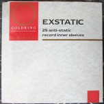 Goldring Exstatic - 25 Anti Static LP Inner Sleeves