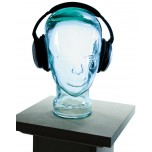 Audio Affair Glass Head Headphones Stand