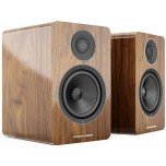 Acoustic Energy AE1 Active Speakers (Pair) Piano Walnut