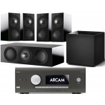 KEF R3 5.1 + Arcam AVR550 Home Cinema Package