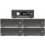 Arcam AV40 + Four PA240 7.1 or 5.1.2 Channel AV Package
