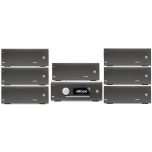 Arcam AV40 + Seven Bridged PA240 7.1 or 5.1.2 Channel AV Package
