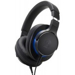 Audio Technica ATH-MSR7b Noise Cancelling Headphones - Black