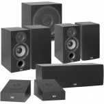 Elac Debut B5.2 5.1.2 Atmos Speaker Package