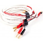Black Rhodium Opus Speaker Cable - Terminated Pairs