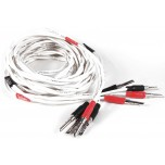 Black Rhodium Twist Speaker Cable - Terminated Pairs