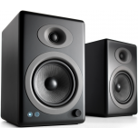 Audioengine A5+ Wireless Active Speakers (Pair) Black