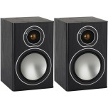 Monitor Audio Bronze 1 Speakers (Pair) Black
