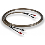 Chord Epic Twin Speaker Cable with optional Ohmic plugs