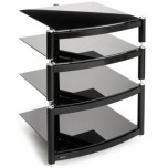 Atacama Equinox Celebration RS Hi-Fi Stand Black Satin