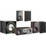 Dali Oberon 3 5.1 Speaker Package Walnut
