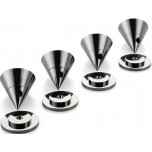 Dali Adjustable Isolation Cones - 4 Pack