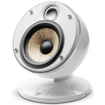 Focal Dome Flax Satellite Speaker (Single) White
