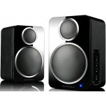 Wharfedale DS-2 Active Speakers (Pair) Black