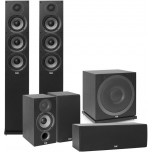 Elac Debut F5.2 5.1 Speaker Package