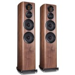 Wharfedale Evo 4.4 Speakers (Pair) Brown Pair