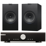 HiFi Package 02 - Musical Fidelity M2si + KEF Q350