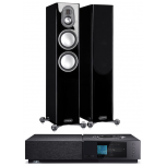 HiFi Package 17 - Naim Uniti Nova + Monitor Audio Gold 200 5G