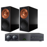 HiFi Package 18 - Naim Supernait 3 + KEF Reference 1