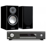 HiFi Package 08 - Arcam SA30 + Monitor Audio Gold 100 5G