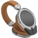 HiFi Man Deva Headphones Bluemini attached