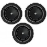 KEF Ci130.2CR In Ceiling Speaker (3 Pack)