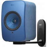 KEF B1 Wall Brackets for LSX Blue