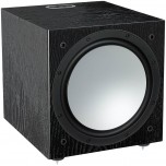 Monitor Audio Silver W-12 Subwoofer Black Oak