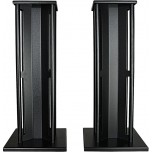 Partington Super Dreadnought Speaker Stands (Pair) Black