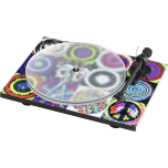 Pro-Ject Essential III Ringo Starr Peace and Love Turntable Ltd Edition