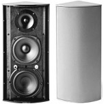 Cornered Audio C5TRM Corner Speakers (Pair) White