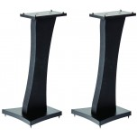 Quadraspire Q6014 Speaker Stands (Pair) Anthracite