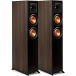 Klipsch RP-5000F Speakers (Pair) Walnut