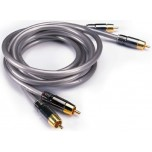 Linn Silver RCA Interconnect Cable 1.2m